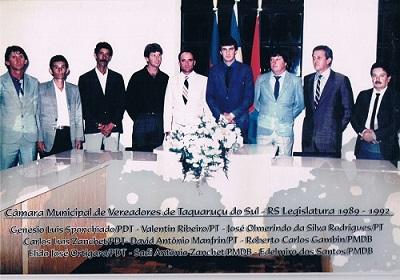 1ª Legislatura - 1989.1992