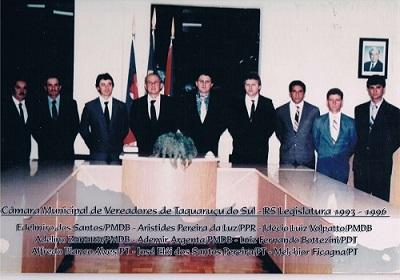 2ª Legislatura - 1993.1996