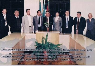 3ª Legislatura - 1997.2000