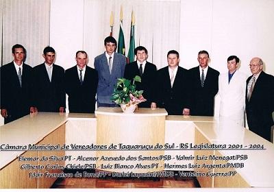 4ª Legislatura - 2001.2004