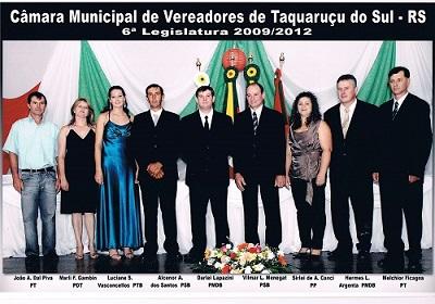 6ª Legislatura - 2009.2012