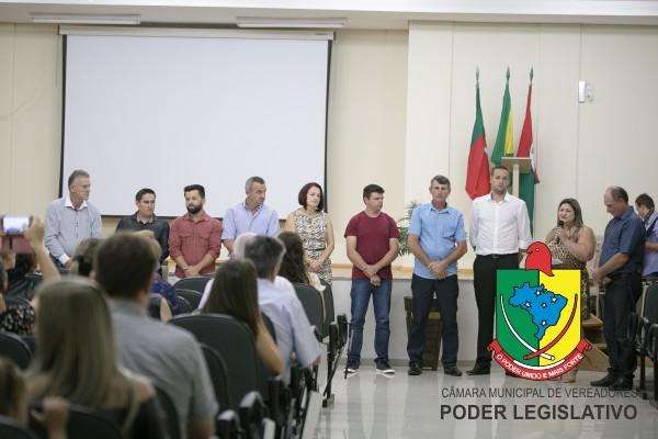 """Sessão Solene """"Troféu Mulher Cidadã """" ano 2017"""
