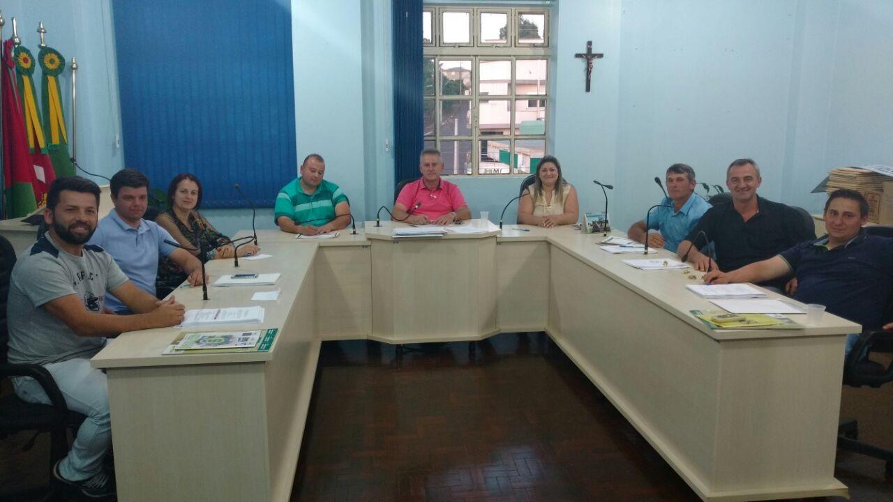 Definida a Mesa Diretora da Câmara Municipal de Vereadores de Taquaruçu do Sul para a Gestão de 2017
