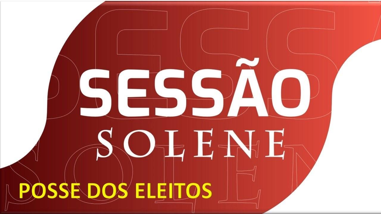 ALTERAÇÃO DO LOCAL DE REALIZAÇÃO DA SESSÃO SOLENE ESPECIAL PARA INSTALAÇÃO DA LEGISLATURA 2021 À 2024