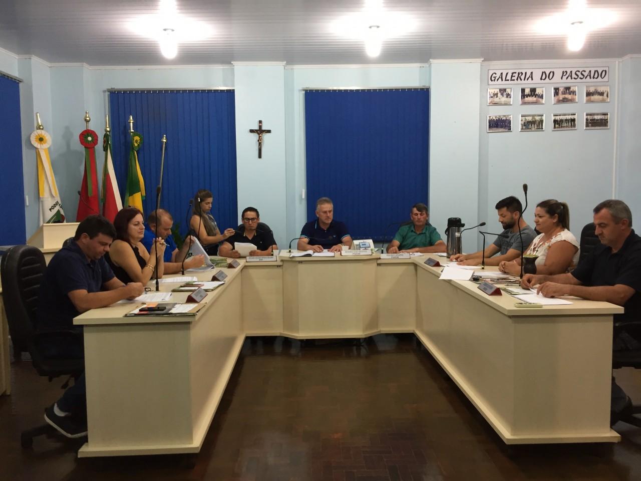 1ª Sessão Ordinária do ano é realizada