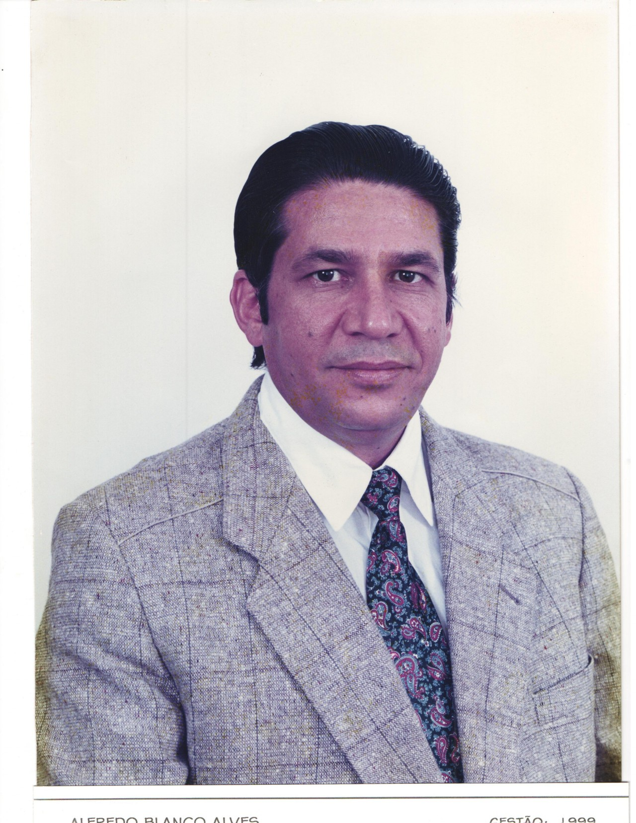ALFREDO BLANCO ALVES
