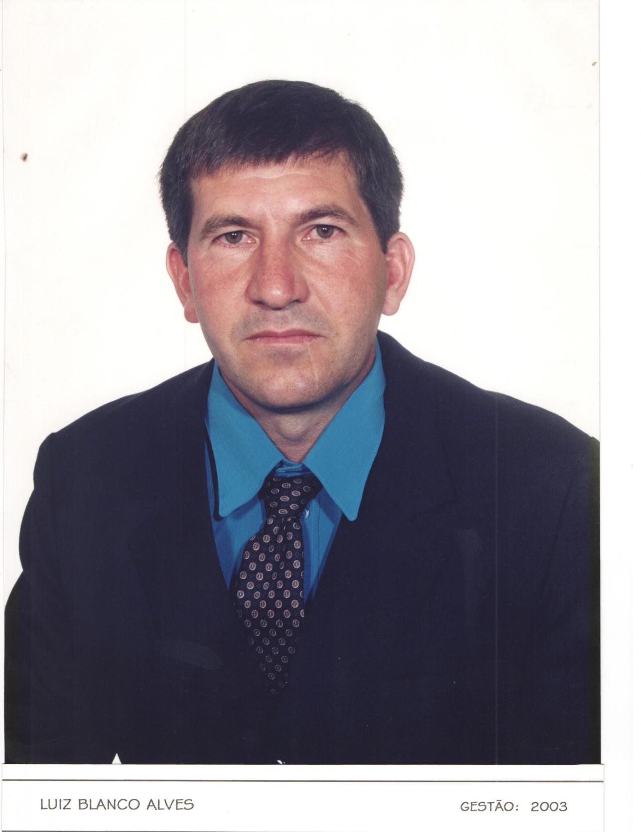 LUIZ BLANCO ALVES
